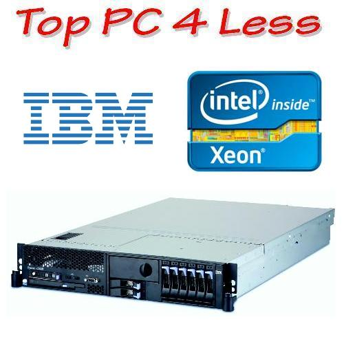 IBM-x3650-7979BEM-Rack-Mount-2U-Server-Dual-Quad-Core-Xeon-E5440-SAS-Raid-5